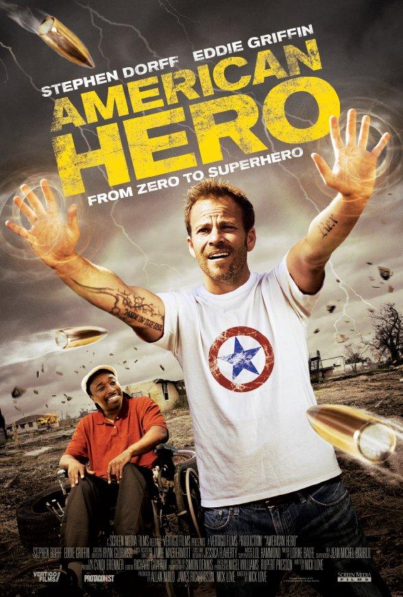Американский герой - American Hero