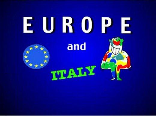 Европа и Италия - Europe and Italy