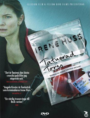 Ирен Гус - Татуированный торс - Irene Huss - Tatuerad torso