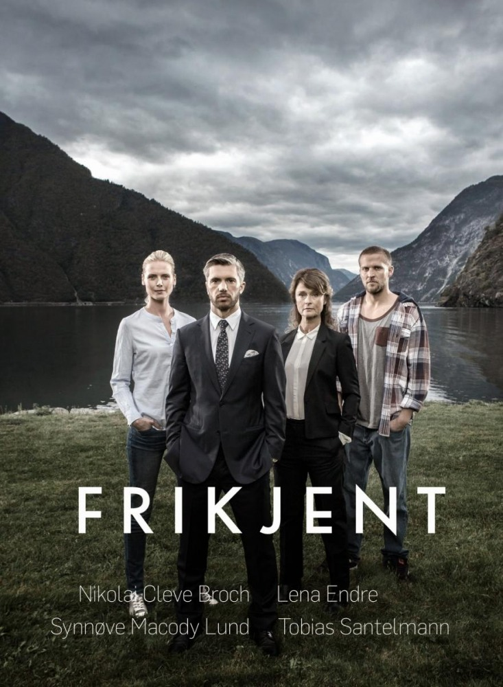 Оправданный - Frikjent