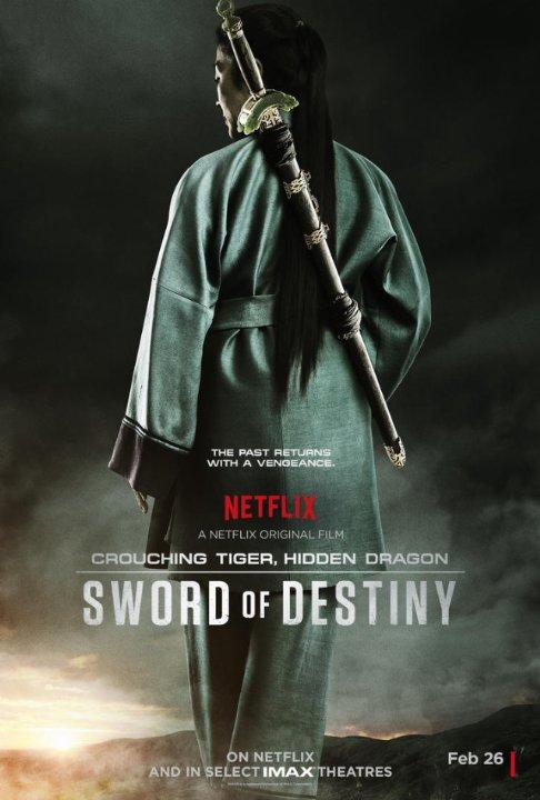 Крадущийся тигр, затаившийся дракон: Меч судьбы - Crouching Tiger, Hidden Dragon- Sword of Destiny