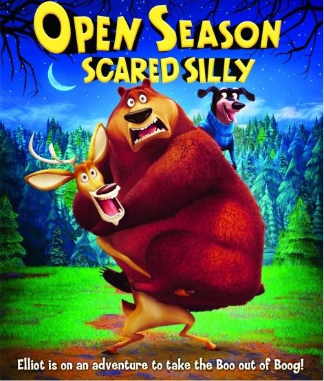 Сезон охоты 4: Страшно глупо - Open Season- Scared Silly