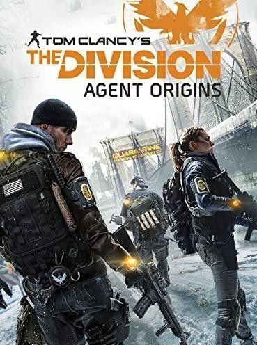 ��� ������ �������������: ��������� ����� - Tom Clancy's the Division- Agent Origins