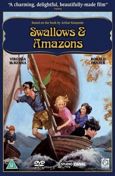 �������� � �������� - Swallows and Amazons