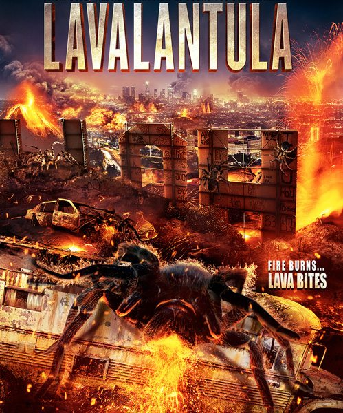 Лавалантула - Lavalantula
