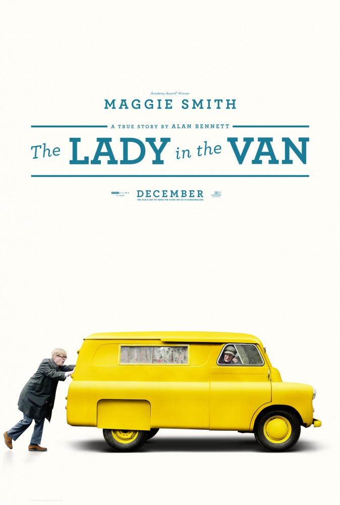 Леди в фургоне - The Lady in the Van