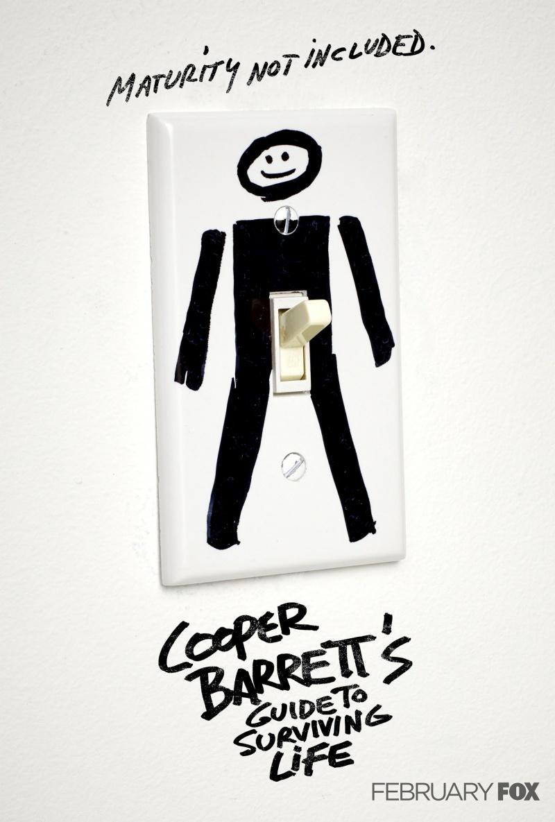 Руководство по выживанию от Купера Баррэта - Cooper Barrett's Guide to Surviving Life