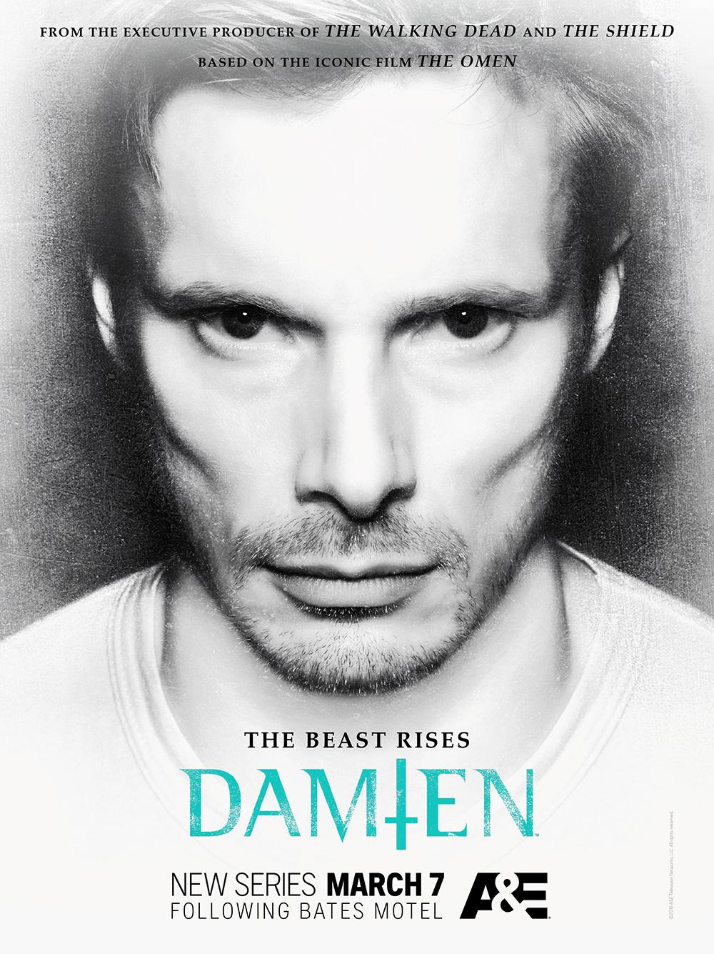 Дэмиен - Damien