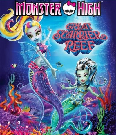 ����� ��������: ������� ��������� ��� - Monster High- Great Scarrier Reef