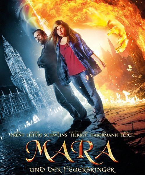 Мара и Носитель Огня - Mara und der Feuerbringer