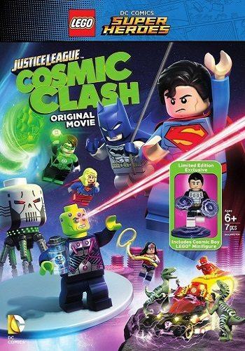 LEGO Супергерои DC: Лига Справедливости - Космическая битва - DC Comics Super Heroes- Justice League - Cosmic Clash