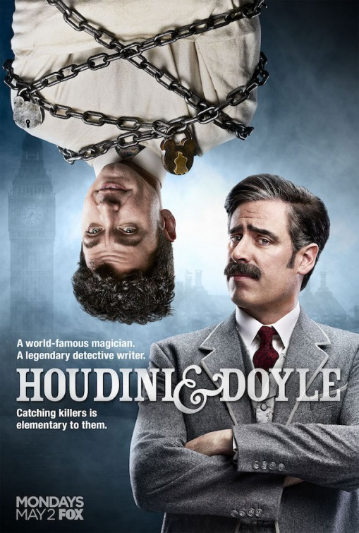 Гудини и Дойл - Houdini and Doyle