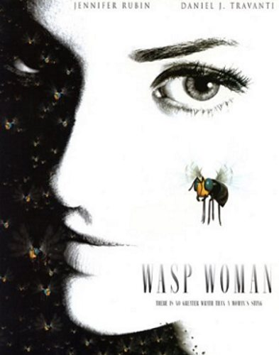 Женщина-оса - The Wasp Woman