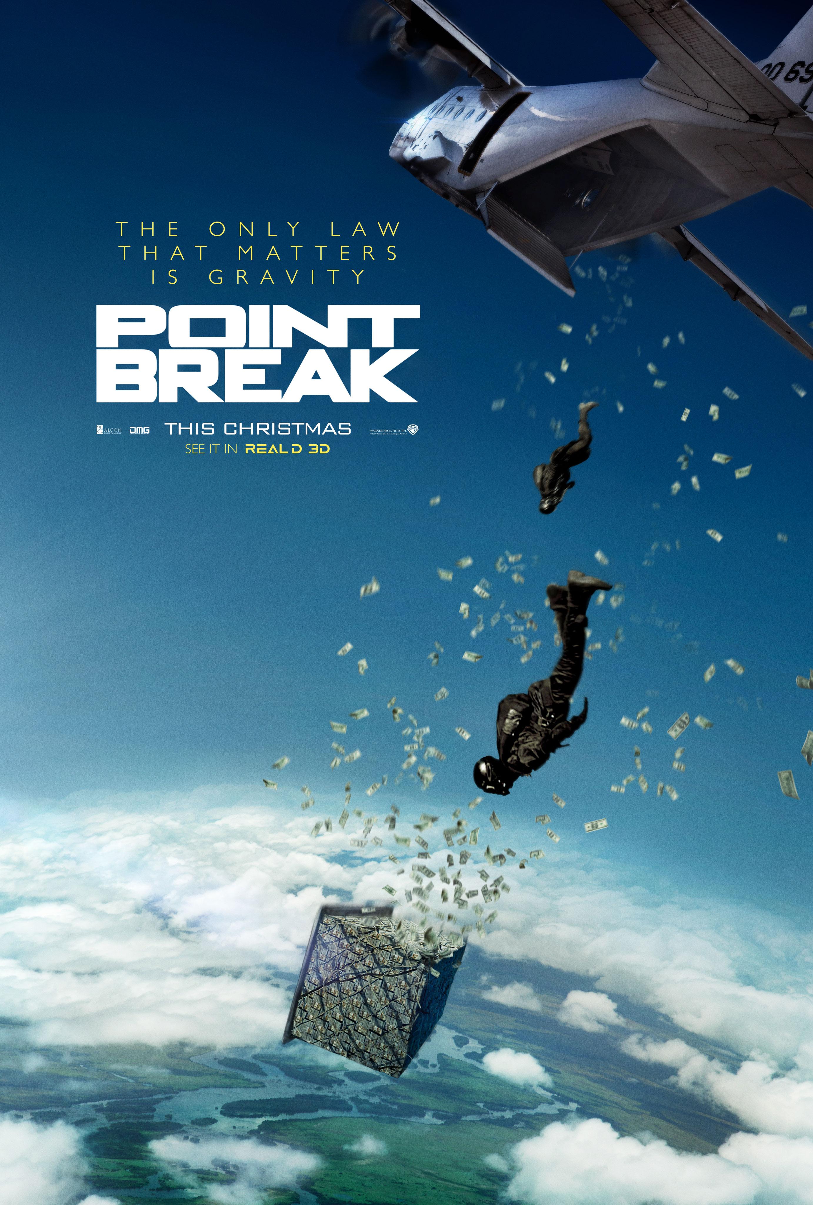 На Гребне Волны: Дополнительные материалы - Point Break- Bonuces