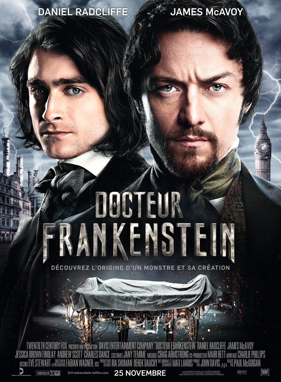Виктор Франкенштейн: Дополнительные материалы - Victor Frankenstein- Bonuces