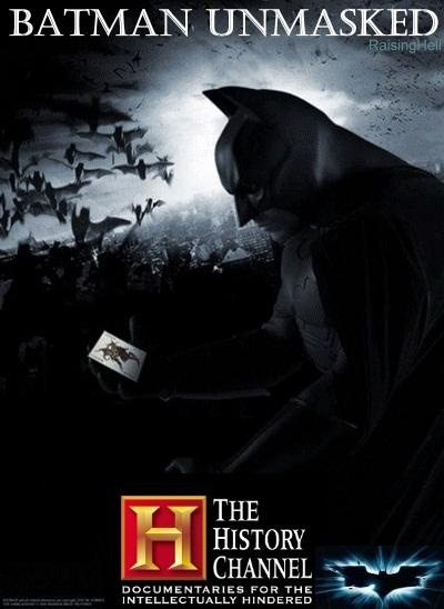 Бэтмен без маски: Психология Темного рыцаря - Batman Unmasked- The Psychology of the Dark Knight