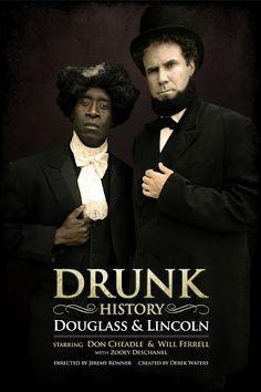 Пьяная история - Drunk History