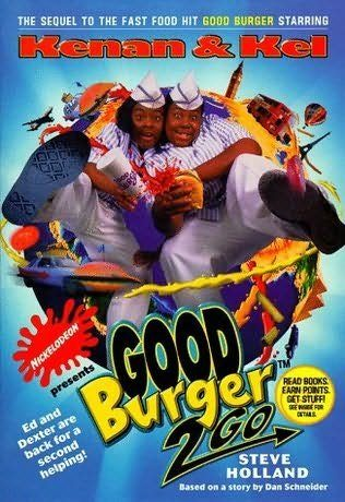 Отличный гамбургер - Good burger