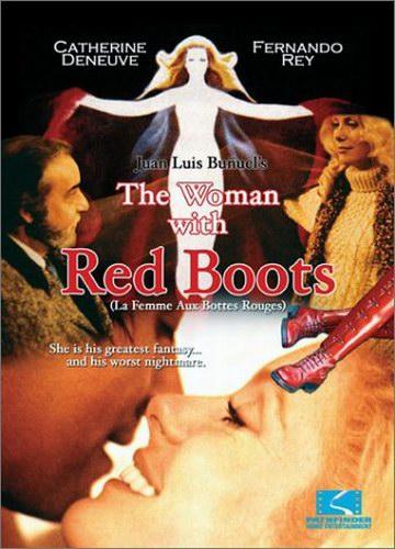 Женщина в красных сапогах - La femme aux bottes rouges
