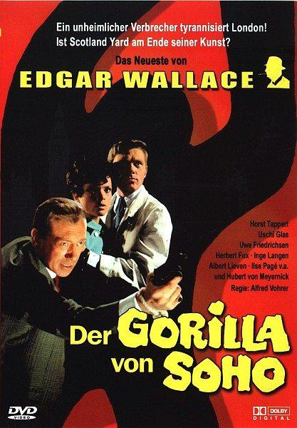 Горилла из Сохо - Der Gorilla von Soho