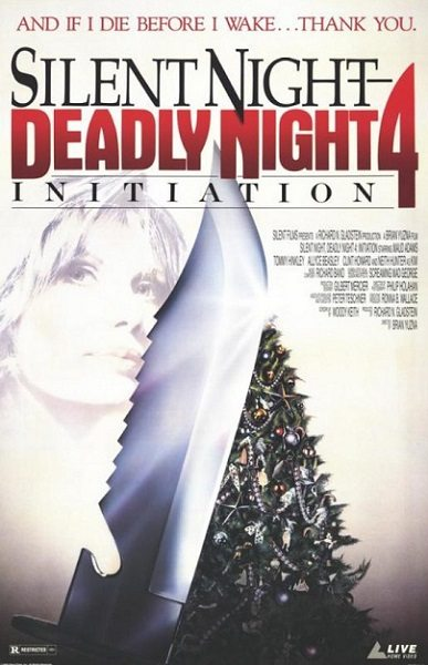 ���������: ����� ����, ����������� ���� 4 - Initiation- Silent Night, Deadly Night 4