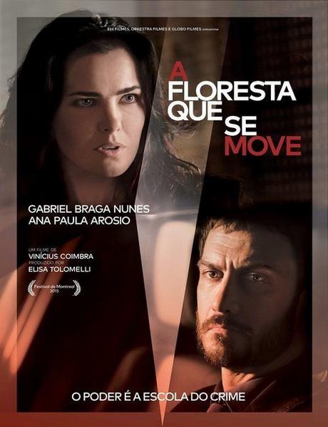 Движущийся лес - A Floresta Que Se Move