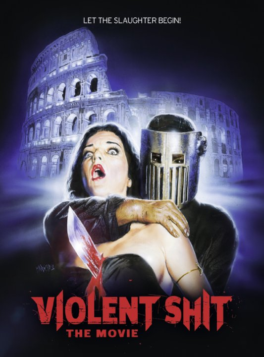 Жестокое дерьмо - Violent Shit- The Movie