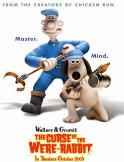 ������ � ������: ��������� �������-�������� - Wallace $ Gromit in The Curse of the Were-Rabbit