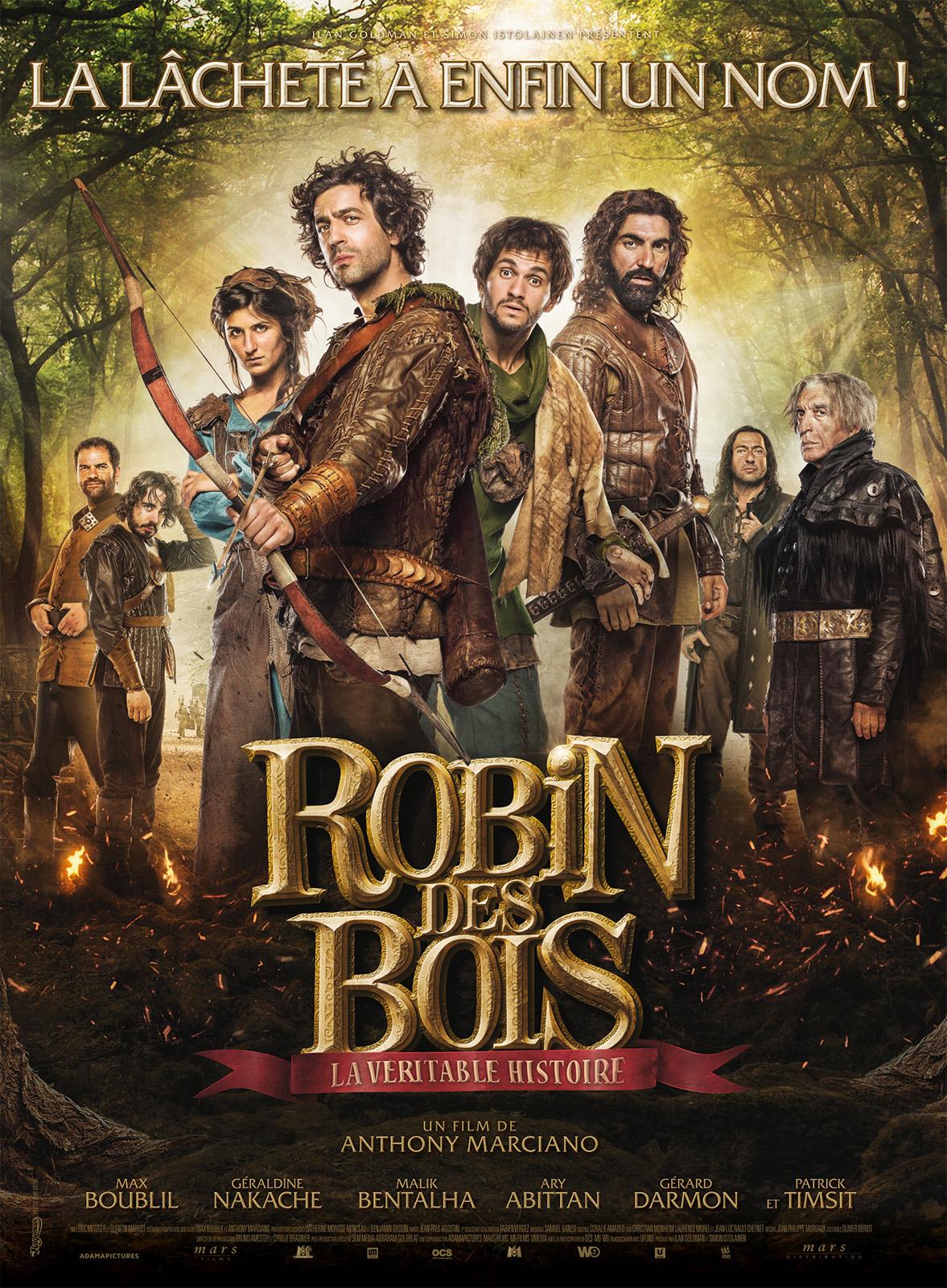 Робин Гуд, правдивая история - Robin des Bois, la vГ©ritable histoire