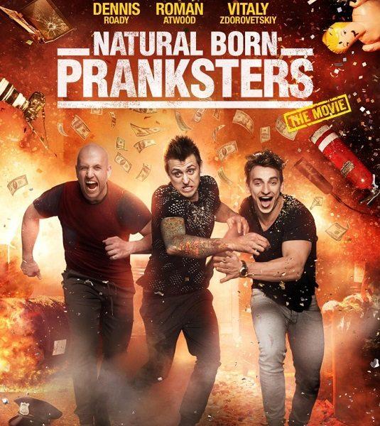 Прирожденные шутники - Natural Born Pranksters
