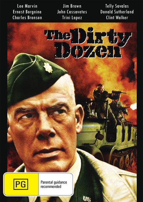 ������� ������: ��������� ������� - The Dirty Dozen- Next Mission