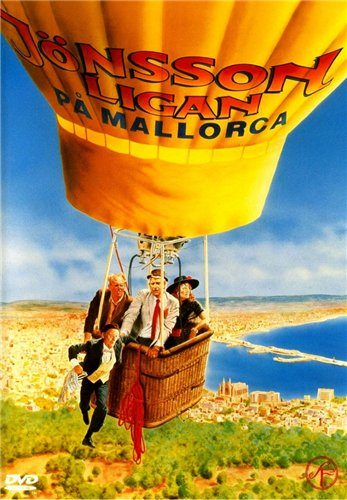 ����� �������� �� ������� - Jönssonligan på Mallorca
