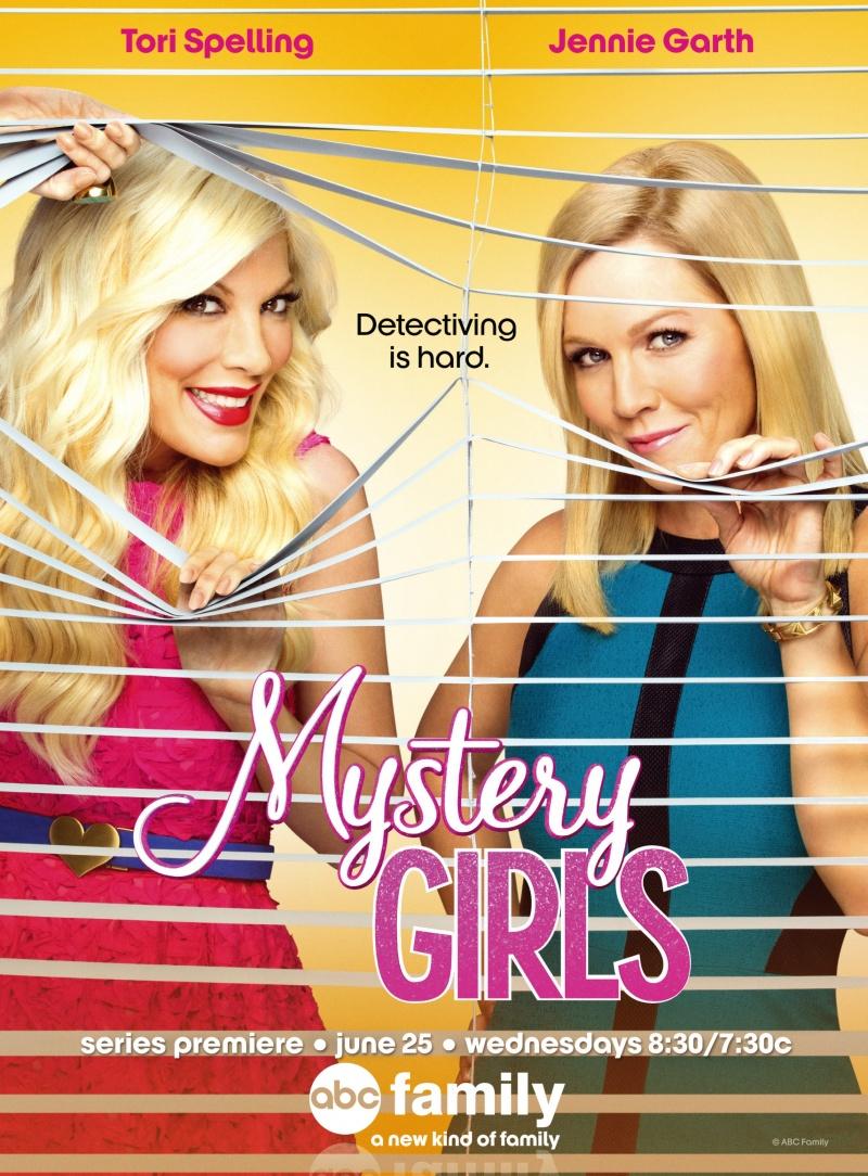 Таинственные девушки - Mystery Girls