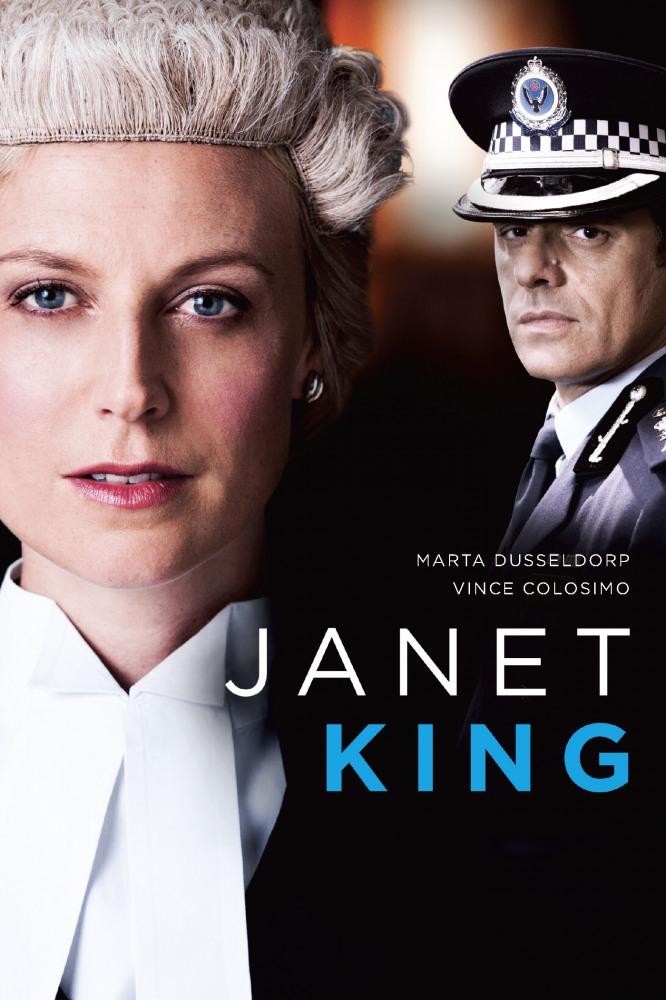 Джанет Кинг - Janet King