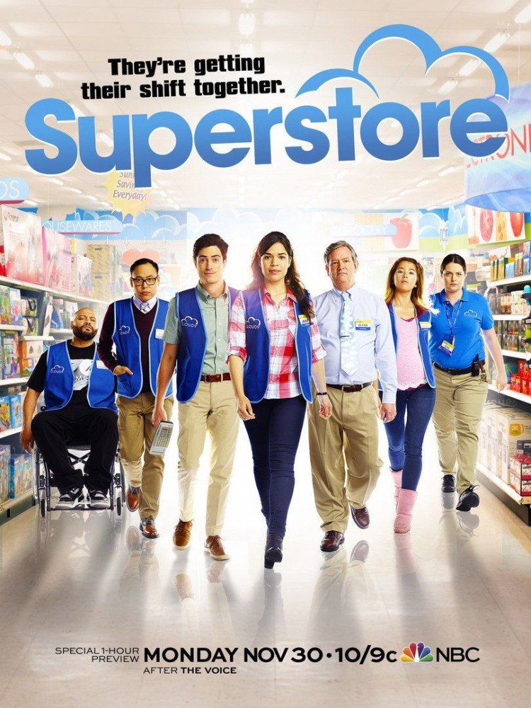Супермаркет - Superstore
