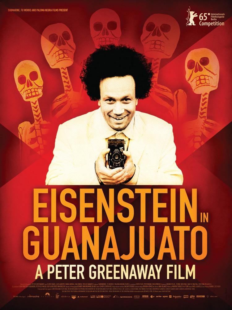Эйзенштейн в Гуанахуато - Eisenstein in Guanajuato