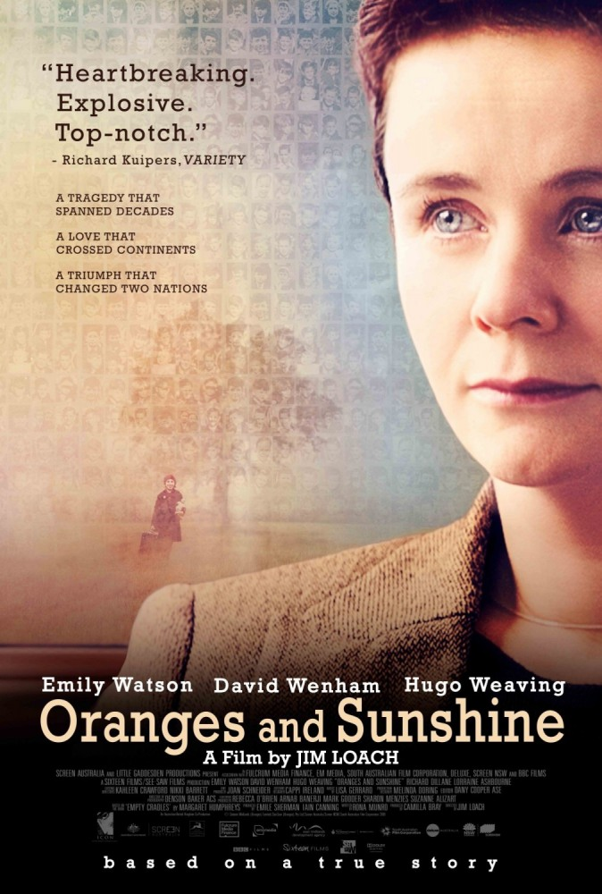 Солнце и апельсины - Oranges and Sunshine