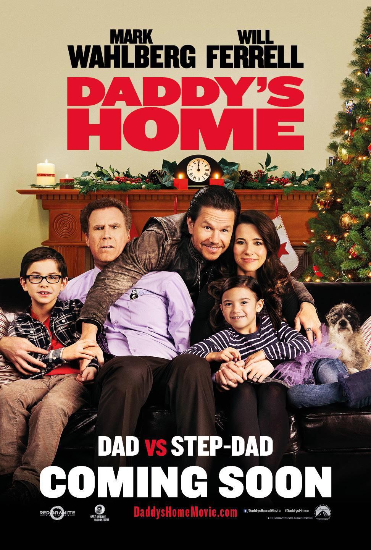 Здравствуй, Папа, Новый Год: Дополнительные материалы - Daddy's Home- Bonuces