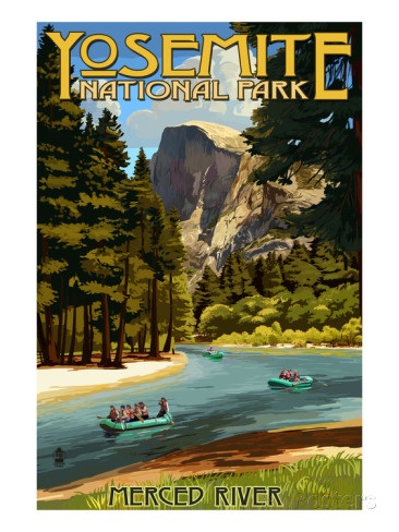 Национальные парки Америки. Йосемити - America's National Parks. Yosemite