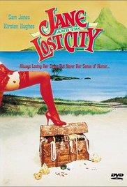 Джейн и потерянный город - Jane and the Lost City