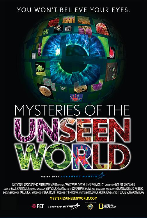 Тайны невидимого мира - Mysteries of the Unseen World
