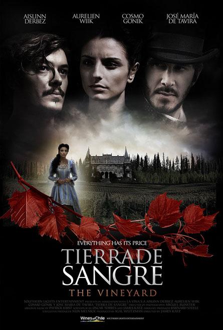 Виноградник - Tierra De Sangre