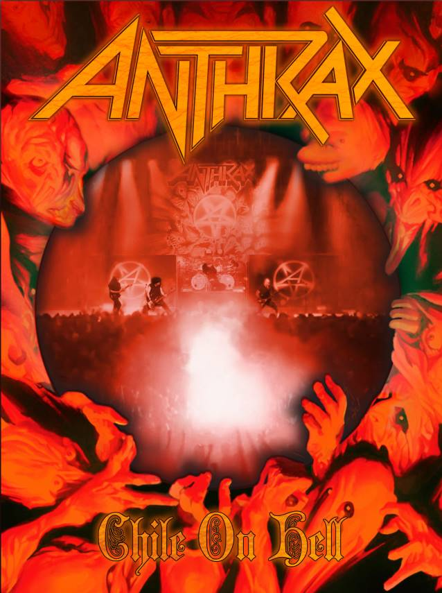 Anthrax - Chile On Hell 2013