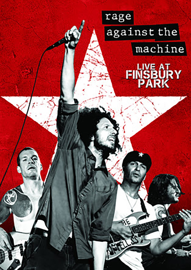 Rage Against The Machine - Live at Finsbury Park 2010