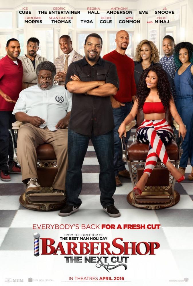 Парикмахерская 3 - Barbershop- The Next Cut