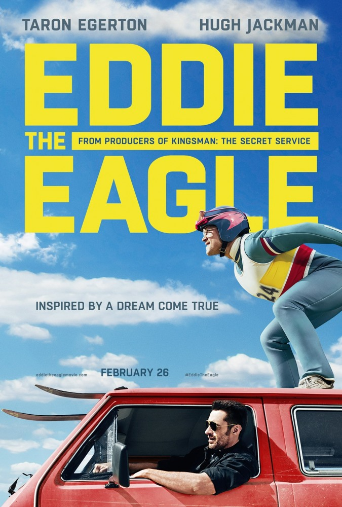 Эдди «Орел» - Eddie the Eagle