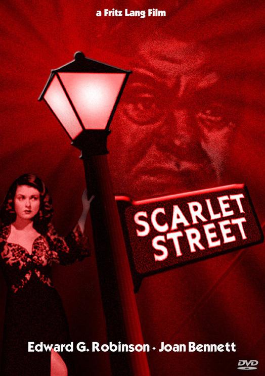 Улица греха - Scarlet Street
