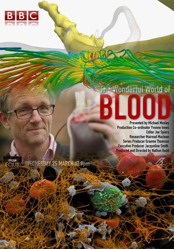 BBC: Удивительный мир крови - The Wonderful World of Blood with Michael Mosley