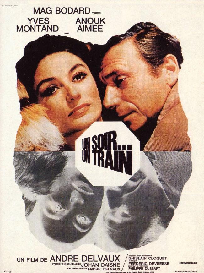 Однажды вечером, поезд - Un soir, un train