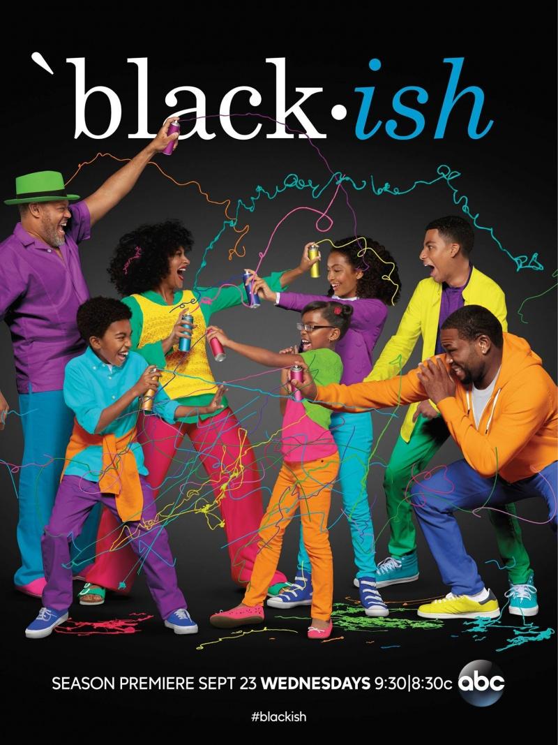 Черноватый - Black-ish